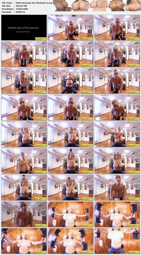 Amazing Tits Workout 4 1080p