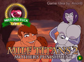 Meet And Fuck - Milf Titans 2: Mother's Punishment (Full Version)