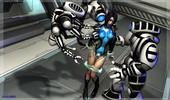Mongo Bongo Ryoko - Erotech New 3D Comics