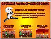 Running Panda 2 (Vanja's World Games) [2016]