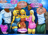 Update Simpsons parody Kogeikun Slut Night Out