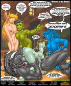 World of WarCraft Porn Artwork