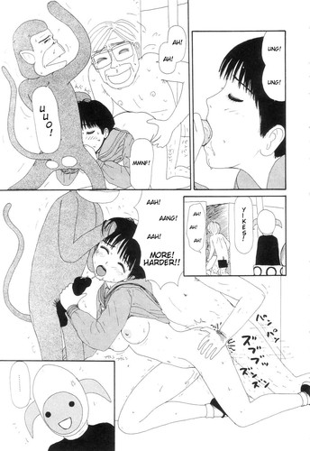 Machino Henmaru - Mysterious Thief UFO (English Beastiality Hentai)