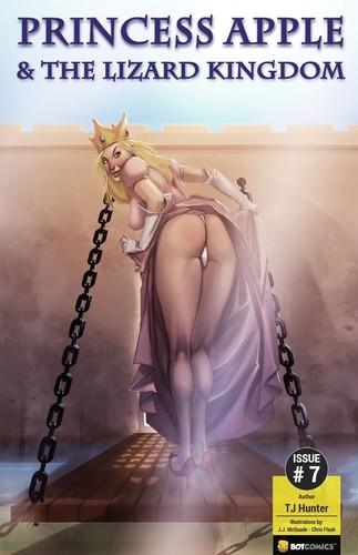 Bot Comics-Princess Apple 7