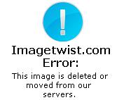Karina Mazzocco sensual pose in the snow