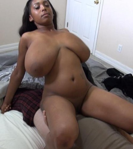 Rachel Raxxx – My Black Tits Left Daddy Speechless   FullHD 1080p