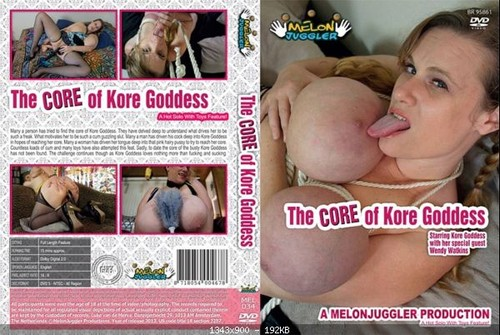 The Core Of Kore Goddess