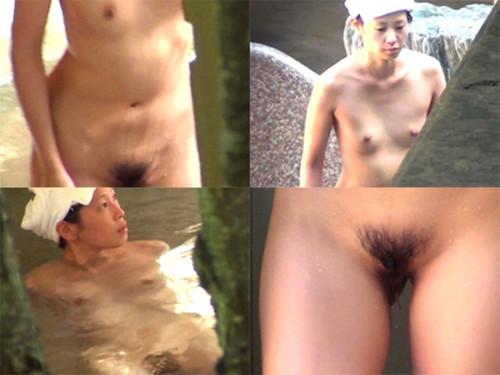 【盗撮 】咲乱美女温泉-覗かれた露天風呂の真向裸体-ハイビジョン Vol.51 VIP作品