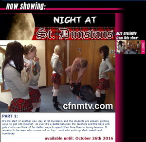 cfnmtv: Night at /St Dunstan's (Part 1)