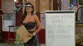 Karina Jelinek huge tits in a bustier damageinc videos HD