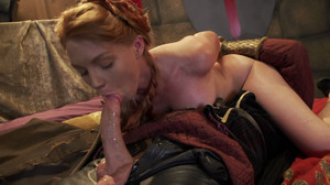 Marie McCray - This Ain't Game Of Thrones This Is A Parody sc5, HD, 720p