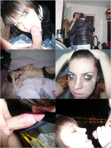 Dirty Hot Grilfriend Sucks It Hard
