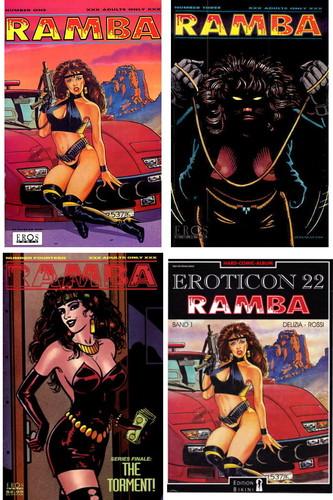 Ramba 1-14 (complete) Cover