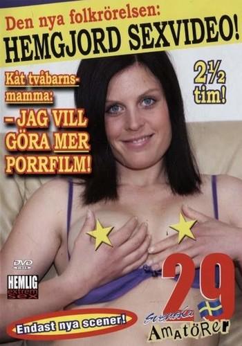 Svenska Amatorer 29 (2011/DVDRip)