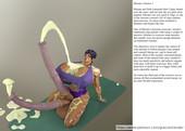 Updated Graci futa art - Miriam story