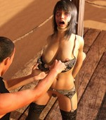 Vico4444 - Hanging a babe with a manivelle