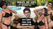RALX Games Productions Ways of Life version 0.1