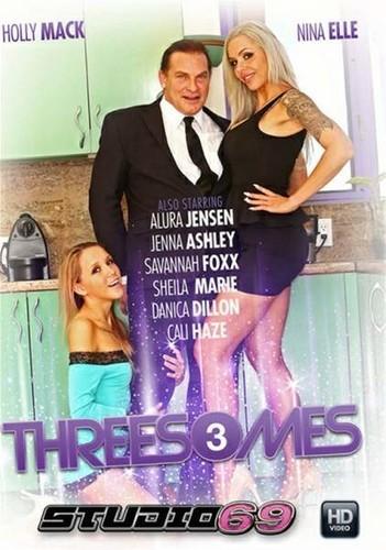 Threesomes 3 (2017/WEBRip/SD)