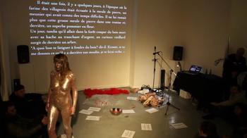 Celebrity Content - Naked On Stage - Page 5 2zlioyrya9gu