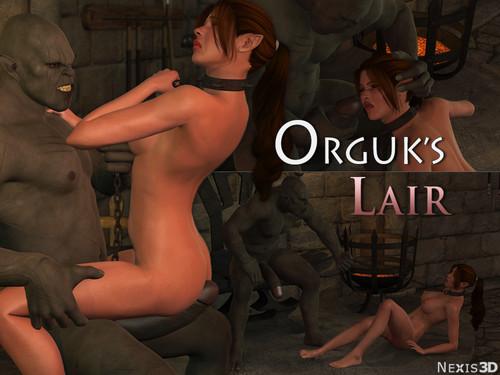 Nexis3D - Orguks Lair