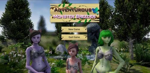 Adventurous sex games