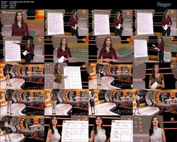 Graciela Álvarez Lobo Video Exhibición Cuerpazo Tetamen Falda De Cuero Pantalones Ajustados