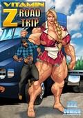 Vitamin Z Road Trip by ZZZ Comics