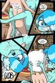 New Adventure Time parody by Ounpaduia - Satisfaction Time