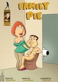 JkrComix - Family Guy Pie 1-2