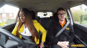 FakeDrivingSchool Jai James
